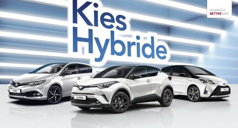 Gratis Toyota Hybride Upgrade Nu Tot 2 700 Voordeel Ats