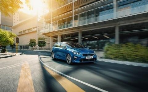 Nieuwe Kia Ceed scherp in de markt. Vanaf € 22.595,-