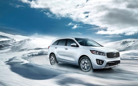 De Kia Wintercheck