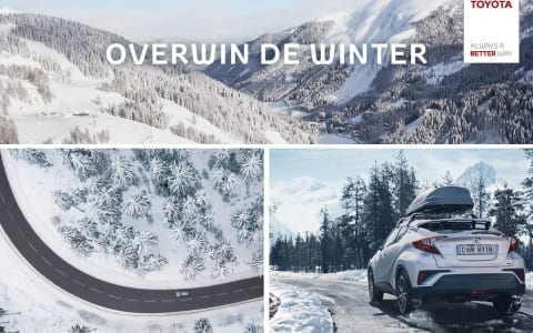 Toyota wintercheck voor maar € 24,95!