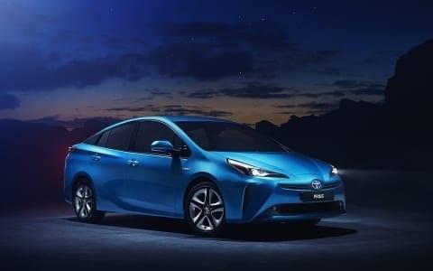 Vernieuwde Toyota Prius maakt debuut op Los Angeles Auto Show