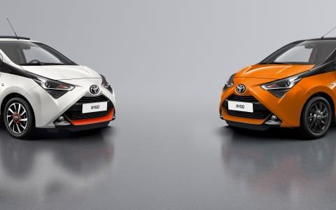 Toyota AYGO met twee speciale edities op Autosalon van Genève