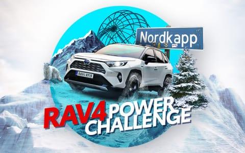 Maak met de Power Challenge kans op een roadtrip naar het Noorderlicht!
