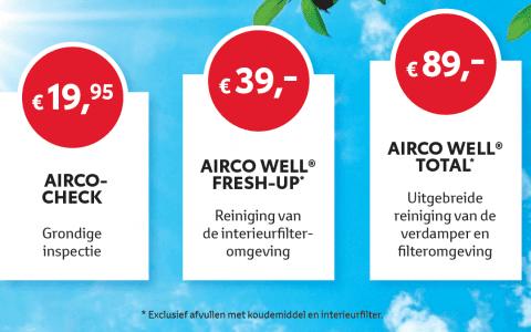 Airco Well zorgt voor schone lucht en schone klimaat