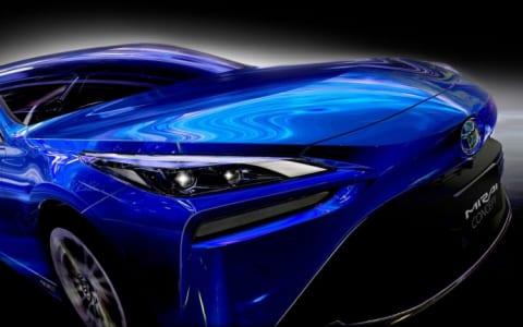 Compleet nieuwe Toyota Mirai in 2020 op de markt