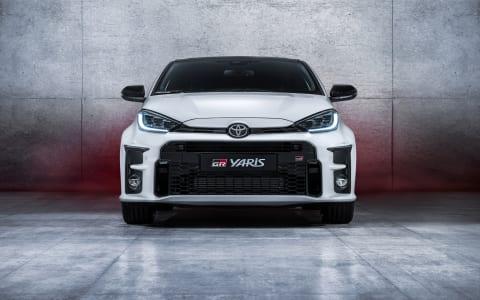 Nieuwe Toyota GR Yaris: geboren in het heetst van de rallystrijd