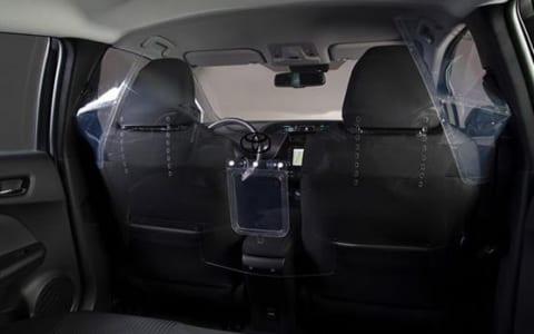 Toyota Corona Veiligheidsschermen