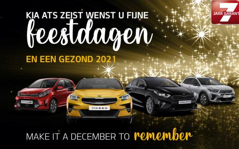 Kia 'December to Remember' – Nomineer uw ster van 2020 & win!