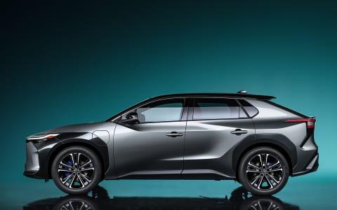 Toyota onthult concept van de nieuwe Toyota bZ4X