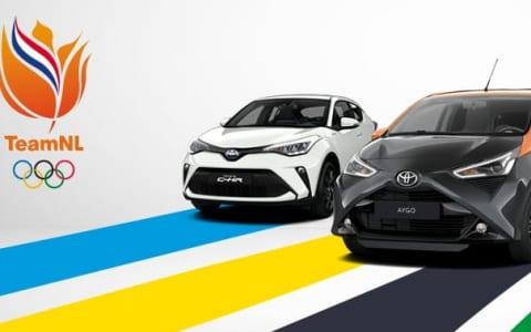 Extra sportief de zomer in met de Toyota TeamNL selectie!